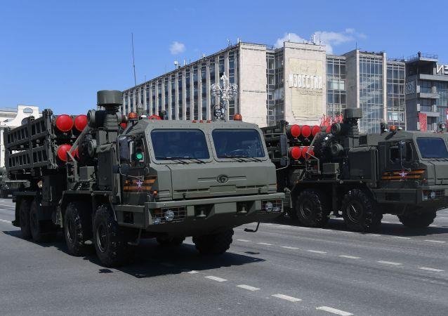 S-350「勇士」防空導彈系統