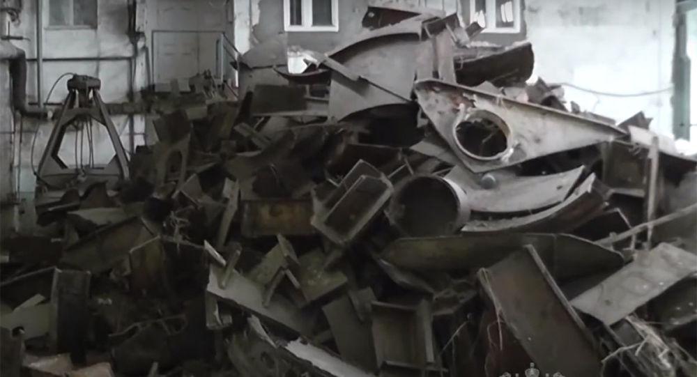俄媒:试图当废铁将一艘核潜艇运往中国