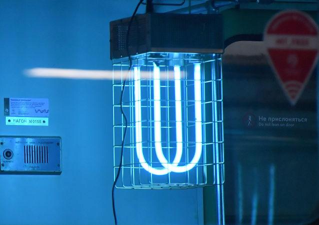 俄病毒学家:紫外线可杀死新冠病毒但无法防止直接传播