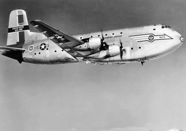 C-124 Globemaster「環球霸王」軍用運輸機