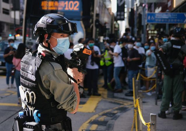 香港中文大學3名學生涉嫌港鐵大學站衝突被警方拘捕