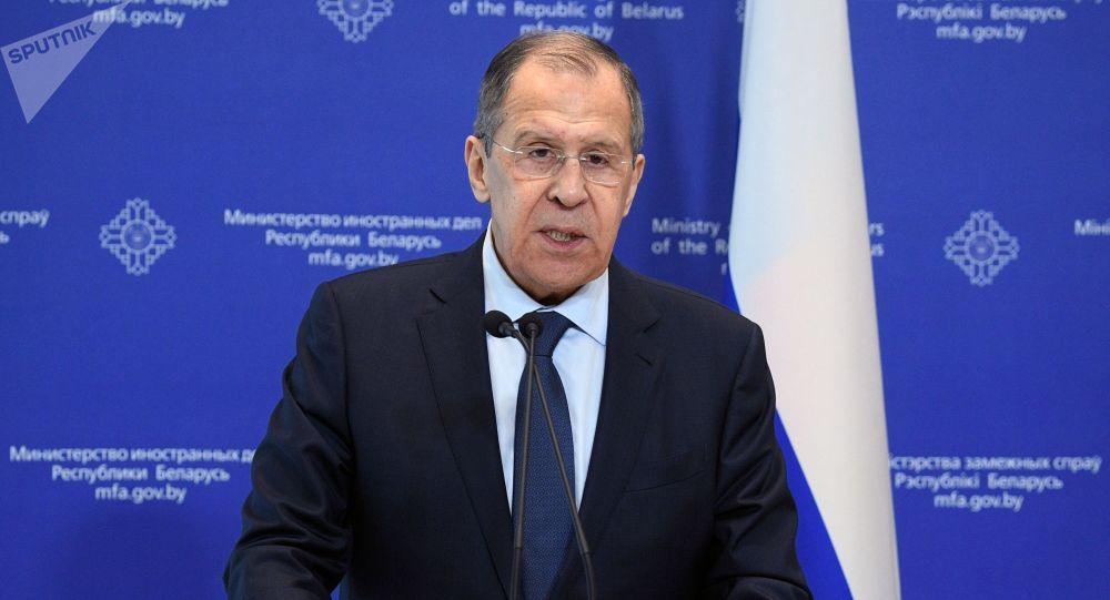 俄外長:俄恢復駐利比亞使館的工作 使館將暫時在突尼斯境內