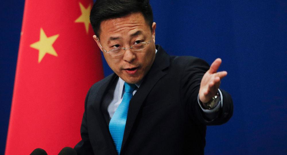 中國外交部:中美關係何去何從 中方態度非常明確