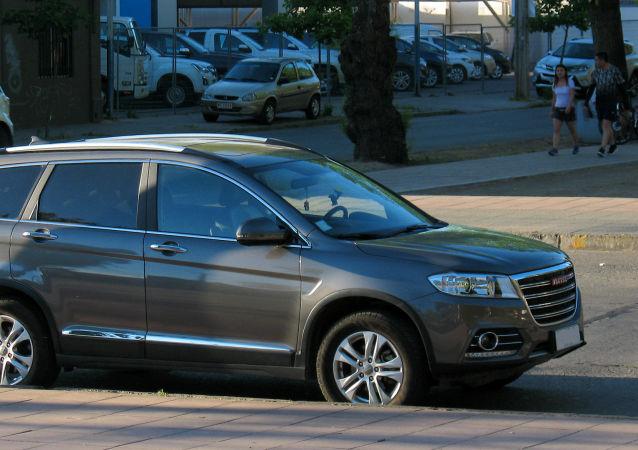俄罗斯各地中图瓦对中国汽车品牌忠诚度最高
