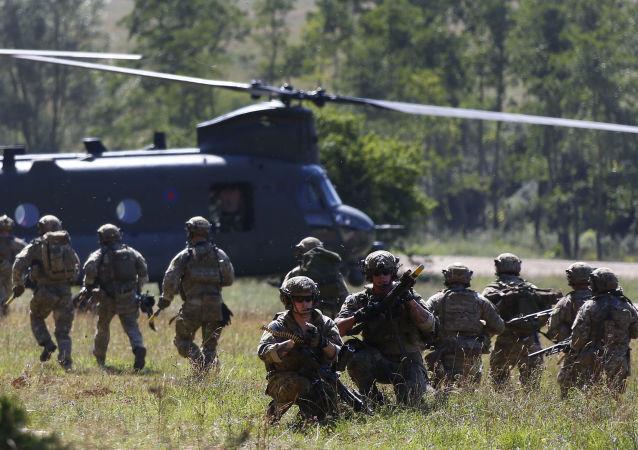 白俄罗斯安全会议:北约在白边界附近的演习数量5年来增长一倍
