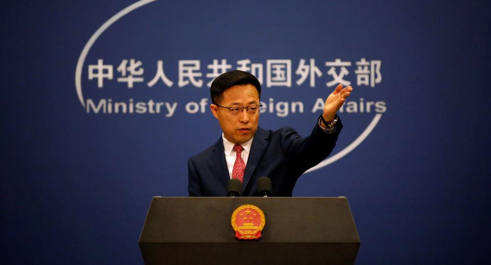 中國外交部:日方一直對全世界的抗議裝聾作啞 為甚麼對一幅插畫作品氣急敗壞
