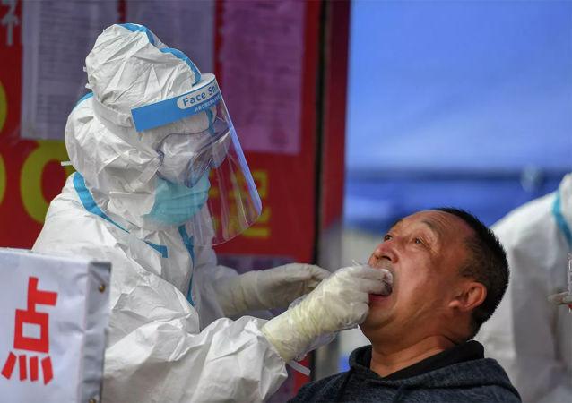 中国7月13日新增新冠确诊病例24例